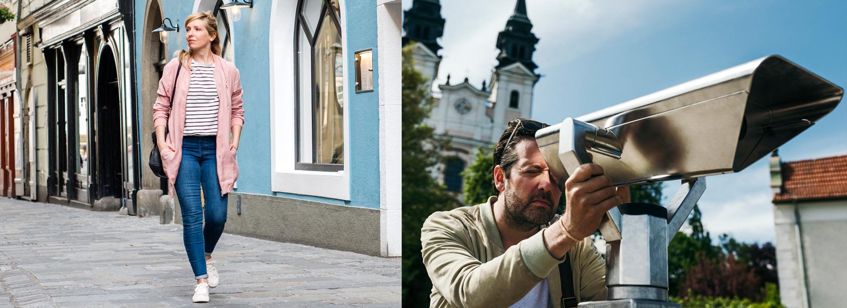 Linz / © Linz Tourismus Susanne Einzenberger, Marko Mestrovic