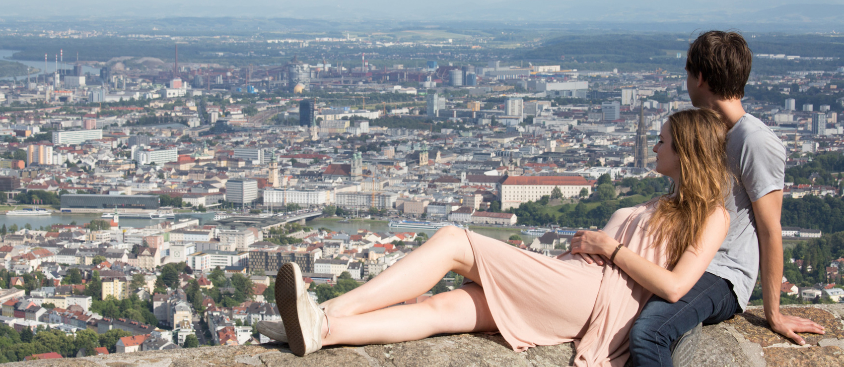Linz Aussicht / © Linz Tourismus Tom Mesic