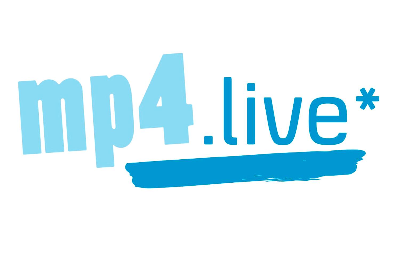 MP4 live